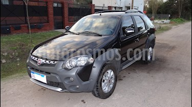 FIAT Palio Weekend 1.6 Adventure Locker Seguridad usado (2016) color Negro Vesubio precio u$s8.500