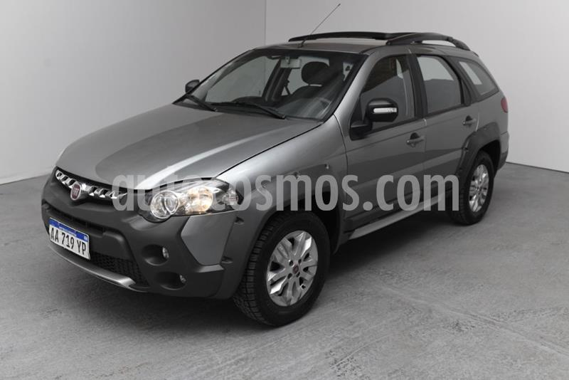 FIAT Palio Weekend 1.6 Adventure Locker usado (2016) color Gris Oscuro precio $870.000