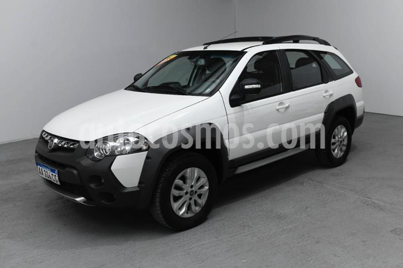 FIAT Palio Weekend 1.6 Adventure Locker usado (2016) color Blanco precio $750.000