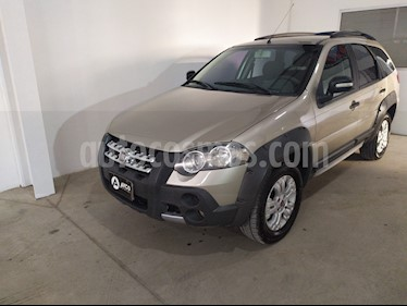 FIAT Palio Weekend 1.6 Adventure Locker usado (2010) color Beige Savannah