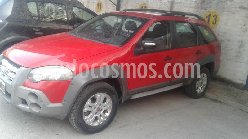 FIAT Palio Weekend 1.6 Adventure Locker usado (2011) color Rojo Alpine precio $425.000