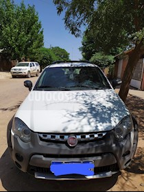 FIAT Palio Weekend 1.6 Adventure Locker Seguridad usado (2016) color Blanco precio $480.000