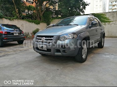 FIAT Palio Weekend 1.6 Adventure Locker usado (2012) color Gris precio $415.000
