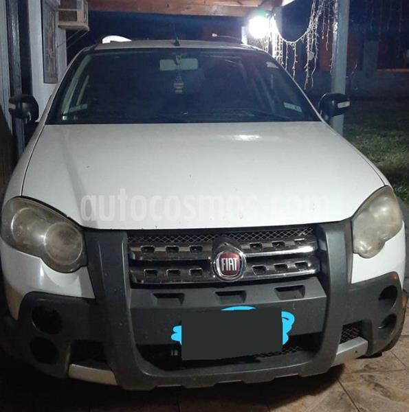 FIAT Palio Weekend 1.8 Adventure Locker usado (2009) color Blanco Banchisa precio $290.000