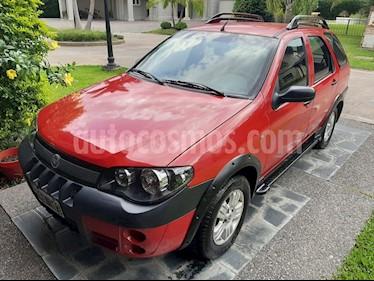 FIAT Palio Weekend 1.8 Adventure  Xtreme usado (2006) color Rojo precio $250.000
