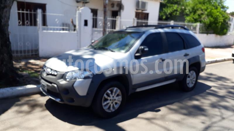 FIAT Palio Weekend 1.6 Adventure Locker Seguridad usado (2013) color Plata Bari precio u$s5.500