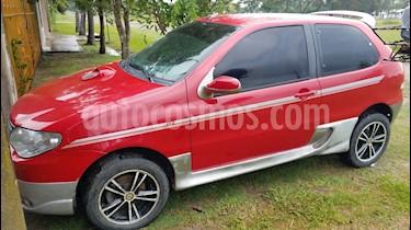Foto venta Auto usado Fiat Palio 3P HLX 1.8 (2005) color Rojo precio $120.000