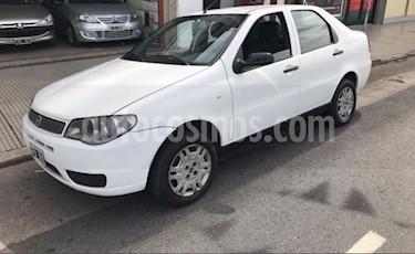 Fiat Palio 4P 1.8L Pack 1 usado (2007) color Blanco precio $34,500