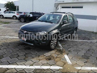 Foto venta Auto usado Fiat Palio 5P 1.6L C (2015) color Gris precio $135,000