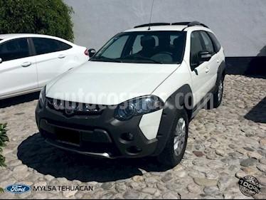 Foto venta Auto usado Fiat Palio 5P 1.6L (2016) color Blanco precio $152,000