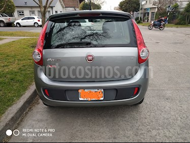 Foto FIAT Palio 5P Attractive Pack Top usado (2016) color Gris Scandium precio $325.000