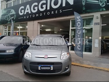 Foto venta Auto usado Fiat Palio 5P Attractive Pack Top (2017) color Gris Cromo