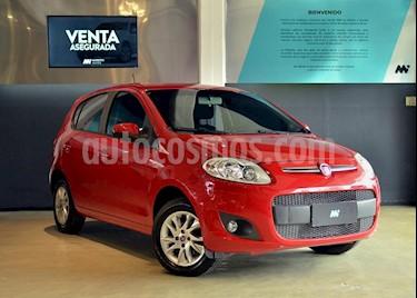 FIAT Palio 5P Attractive usado (2017) color Rojo precio $395.000