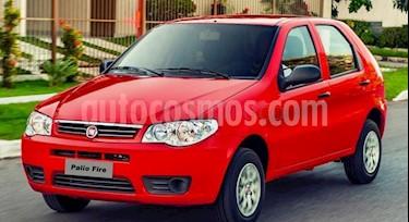 foto FIAT Palio 5P Attractive usado (2015) color Rojo precio $140.000