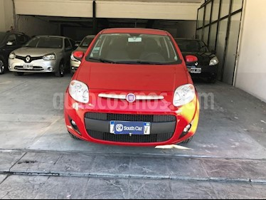 Foto venta Auto usado Fiat Palio 5P ELX 1.4 (2017) color Rojo precio $337.000