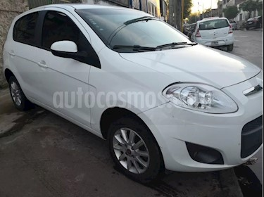 FIAT Palio 5P Attractive (85Cv) usado (2015) color Blanco Banchisa precio $410.000