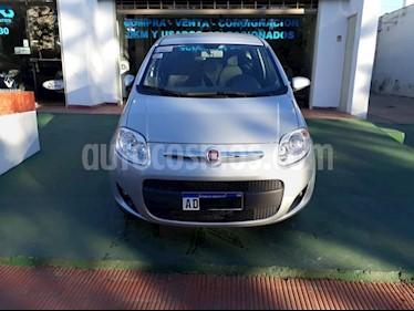 Foto venta Auto usado FIAT Palio 5P EX 1.7 TD (2018) color Gris Claro precio $400.000