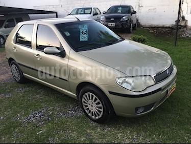 Foto venta Auto Usado Fiat Palio 5P HLX 1.8 (2005) color Beige precio $135.000