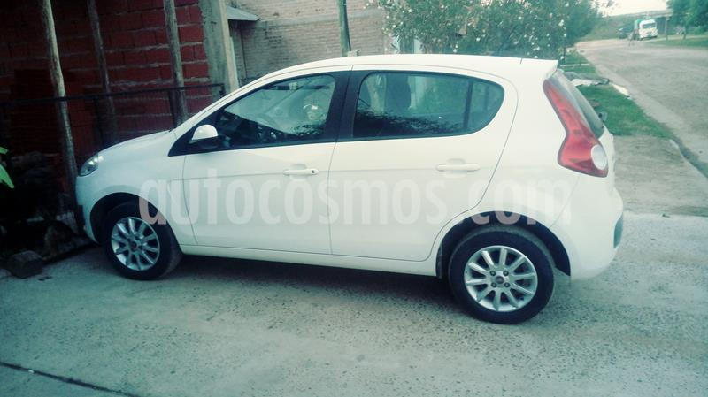 FIAT Palio 5P Attractive  usado (2018) color Blanco Banchisa precio $730.000