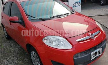 FIAT Palio 5P Attractive Emotion II usado (2014) color Rojo precio $315.000