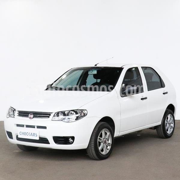 FIAT Palio 5P Active usado (2016) color Blanco precio $798.000