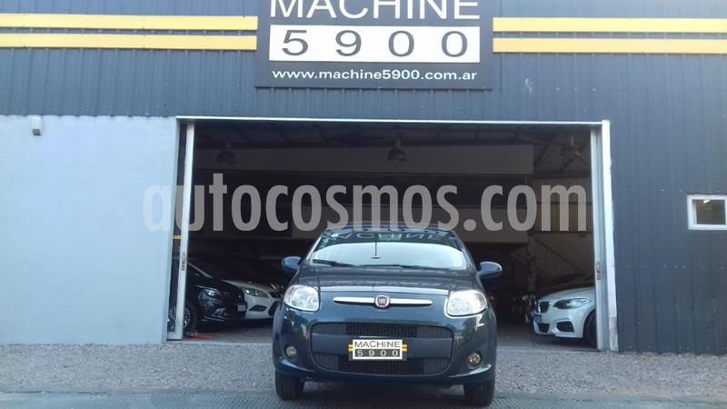 FIAT Palio 5P Attractive usado (2014) color Gris Oscuro precio $590.000