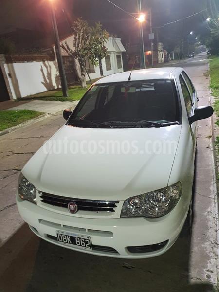 FIAT Palio 5P Attractive usado (2014) color Blanco precio $550.000
