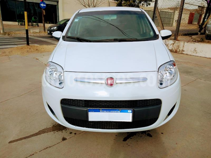 FIAT Palio 5P Attractive Pack Top usado (2017) color Blanco precio $590.000