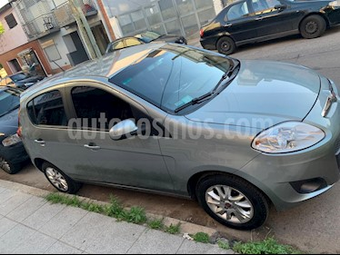foto FIAT Palio 5P Attractive Pack Top usado (2017) color Gris Scandium precio $440.000