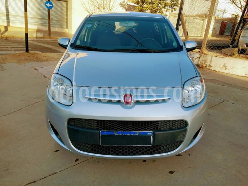 FIAT Palio 5P Attractive Pack Top usado (2017) color Gris Claro precio $690.000