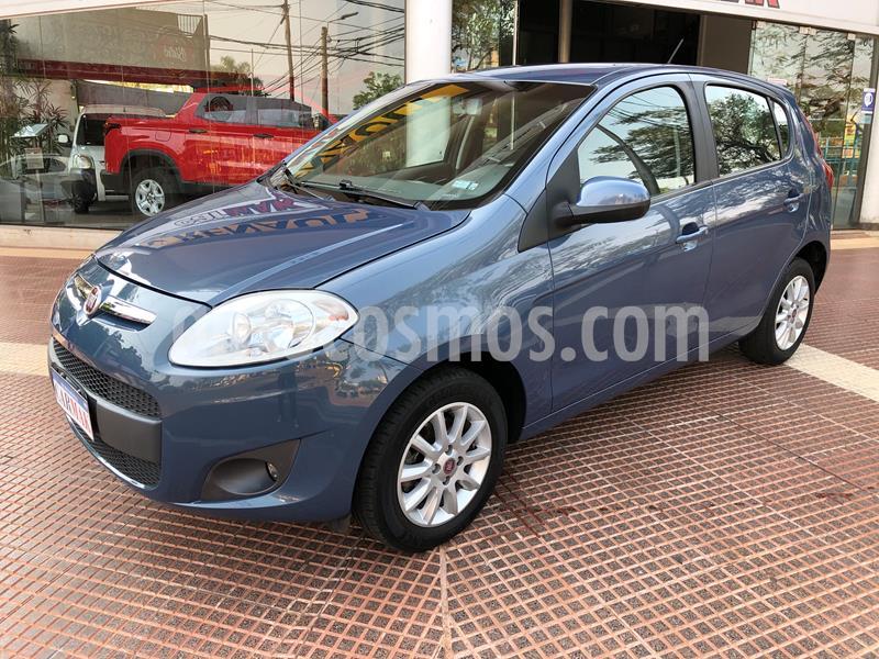 FIAT Palio 5P ELX 1.4 Attractive usado (2013) color Azul precio $589.990