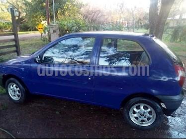 FIAT Palio 3P S 1.3 MPi usado (1999) color Azul precio $80.000