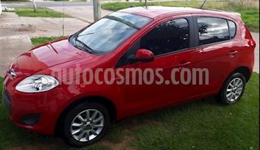 FIAT Palio 5P Attractive Pack Top usado (2017) color Rojo precio $495.000