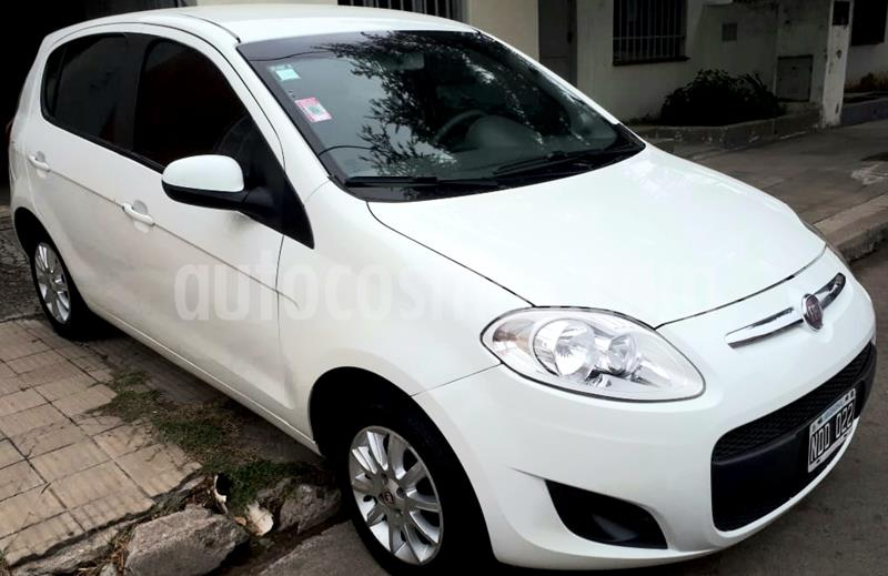 FIAT Palio 5P Attractive usado (2014) color Blanco Banchisa precio $495.000