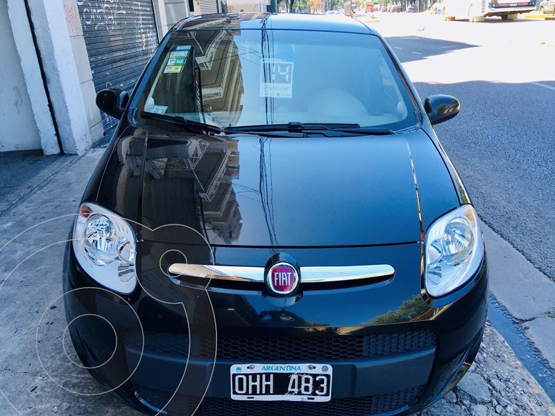 FIAT Palio Essence 1.6 MT 16v. 5Ptas. (115cv) (L12) usado (2014) color Negro precio $720.000