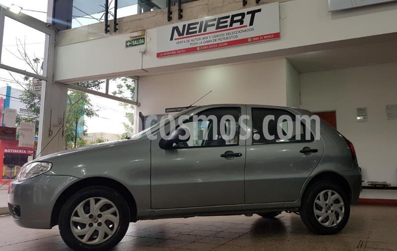 FIAT Palio 5P EL 1.6 SPi usado (2014) color Gris Claro precio $650.000