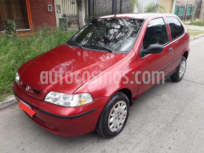 FIAT Palio 3P S 1.3 MPi usado (2007) color Rojo precio $280.000