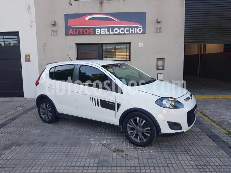 FIAT Palio 5P Sporting usado (2013) color Blanco Banchisa precio $630.000