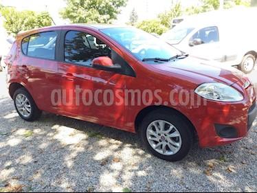 FIAT Palio 5P Attractive Pack Top usado (2016) color Rojo precio $580.000