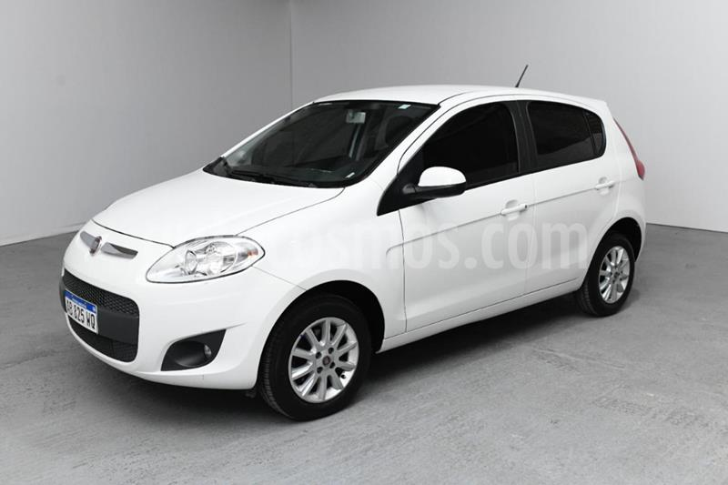 FIAT Palio 5P Attractive Pack Top usado (2017) color Blanco precio $650.000