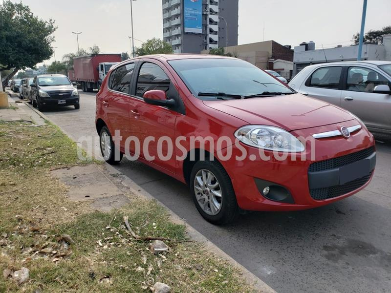FIAT Palio 5P Attractive Pack Top usado (2016) color Rojo Alpine precio $650.000