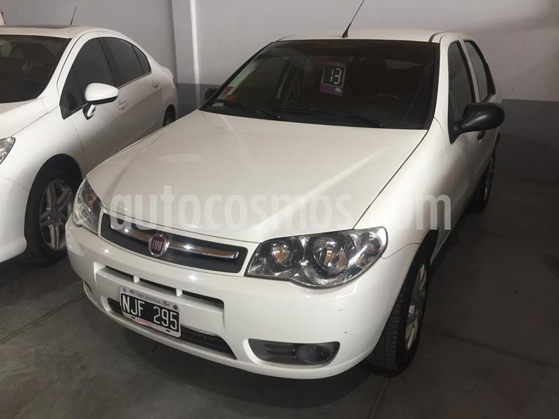 FIAT Palio 5P 1.4 Fire Top usado (2013) color Blanco precio $370.000