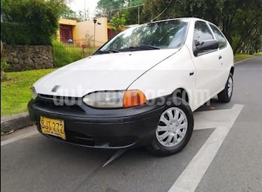 Fiat Palio 3P 1.4L usado (1997) color Blanco precio $8.900.000