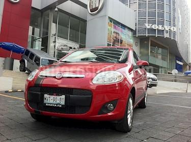 Fiat Palio Essence usado (2015) color Rojo Alpine precio $125,000