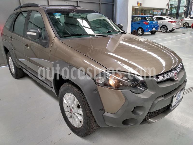 Fiat Palio 5P 1.6L usado (2017) color Marron precio $182,900