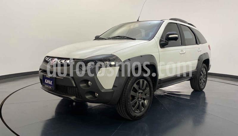 Fiat Palio 5P 1.6L B usado (2019) color Blanco precio $229,999