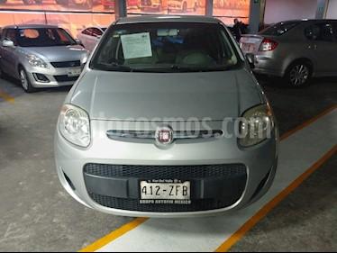 Fiat Palio Essence usado (2013) color Plata precio $93,000