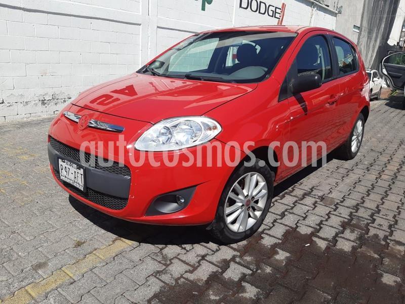 Fiat Palio Essence usado (2015) color Rojo precio $130,000
