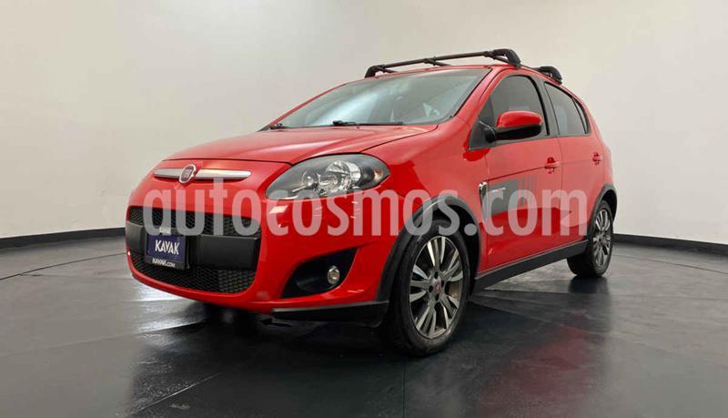Fiat Palio Sporting usado (2017) color Rojo precio $139,999