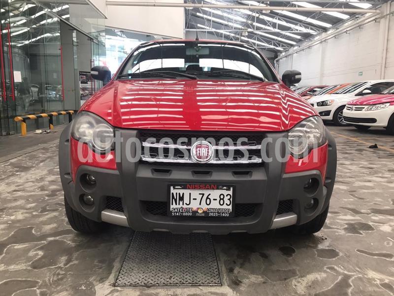 Fiat Palio 5P 1.8L Pack 2 usado (2010) color Rojo precio $95,000